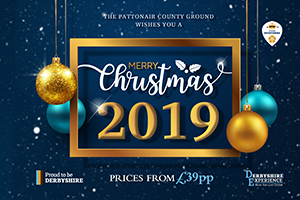 Christmas Party 2019 Logo.Christmas Party Nights At The Pattonair County Ground